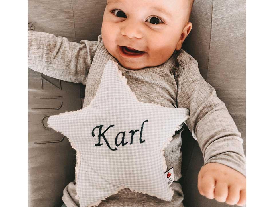 Wärmekissen zum Kuscheln für Babys und Kleinkinder