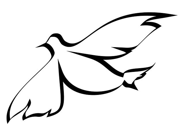39 Taube Schablone Zum Ausdrucken - Besten Bilder von