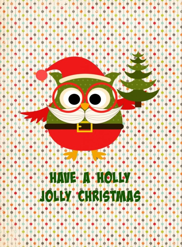 Have  A Holly Jolly Christmas Printable