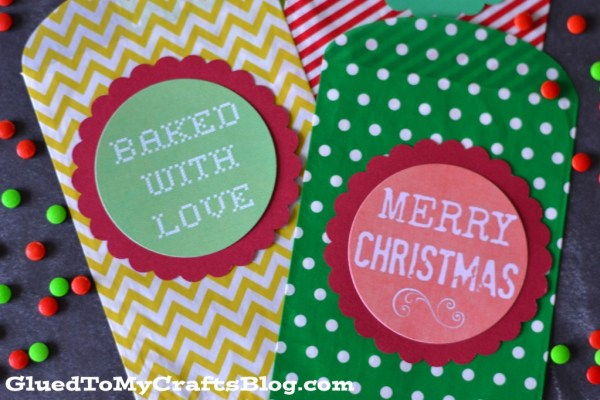 christmas gift tag printable