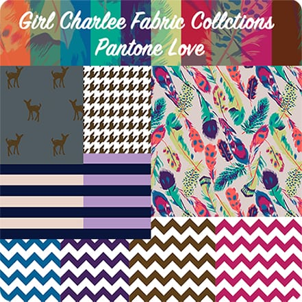 Pantone Love :: Girl Charlee Exclusive Collection