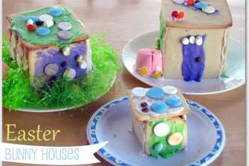 Bunny Houses!