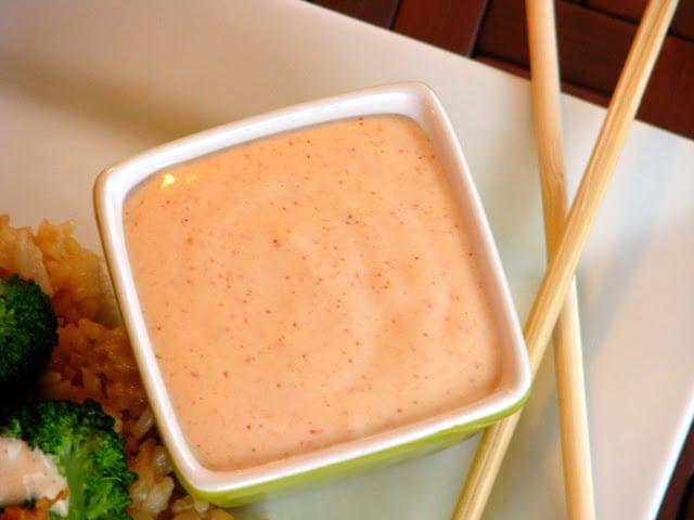Yum Yum Sauce Recipe gluesticksblog.com