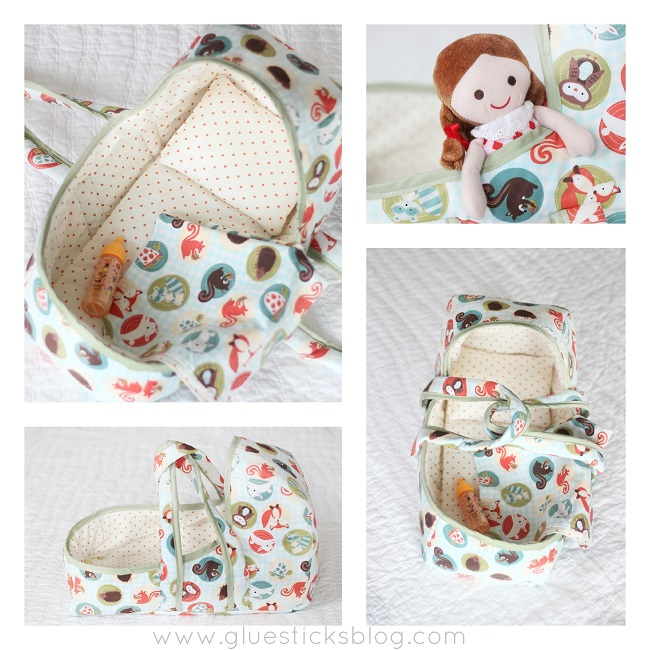 Baby Doll Basket