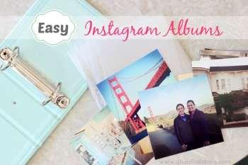 Sister's Weekend in San Francisco: Easy Instagram Albums