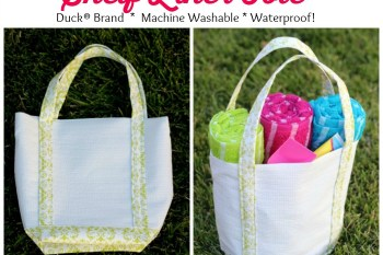 Duck® Brand Shelf Liner Tote Bag