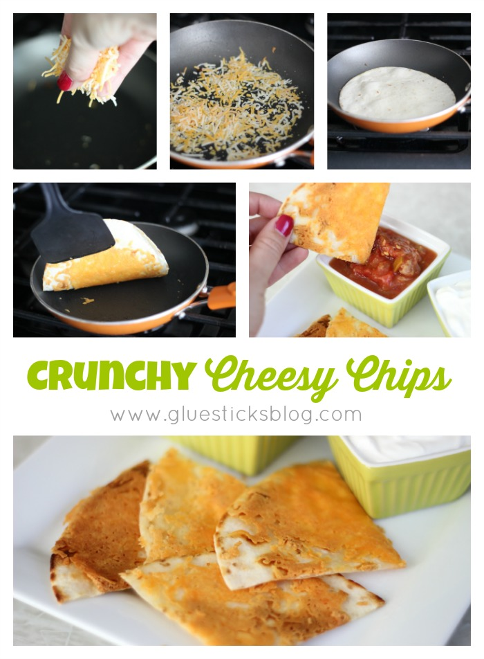 Tortillas Grilled Cheese Sandwiches