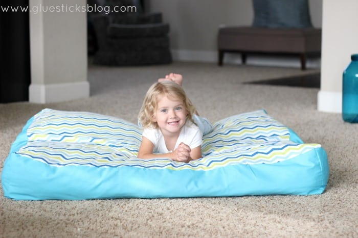 Oversized Floor Pillow - Gluesticks