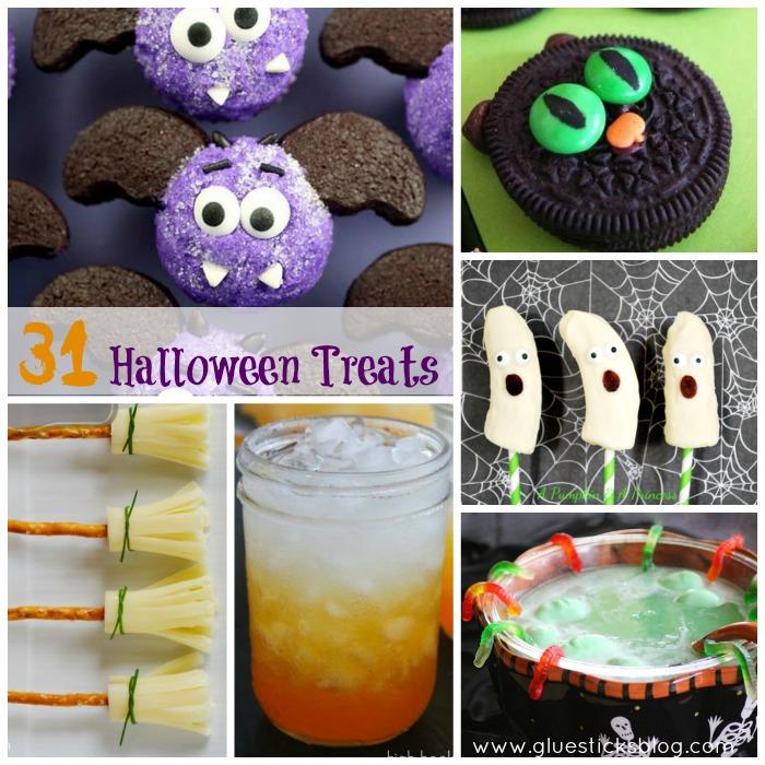 31 fun halloween treat ideas gluesticks