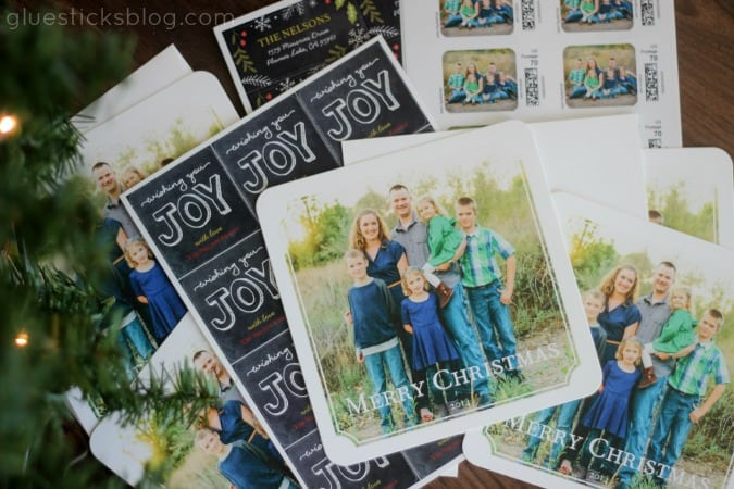 Easy Holiday Photo Cards