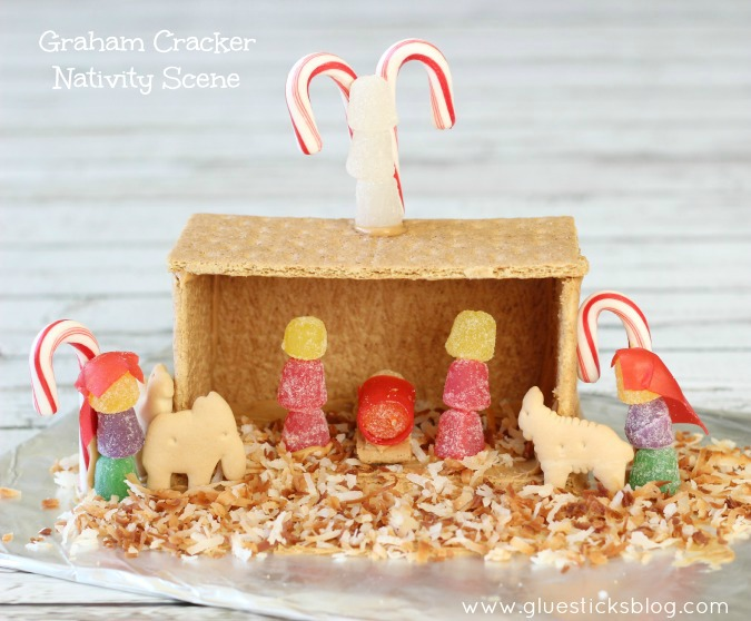Graham-Cracker-Nativity-Scene