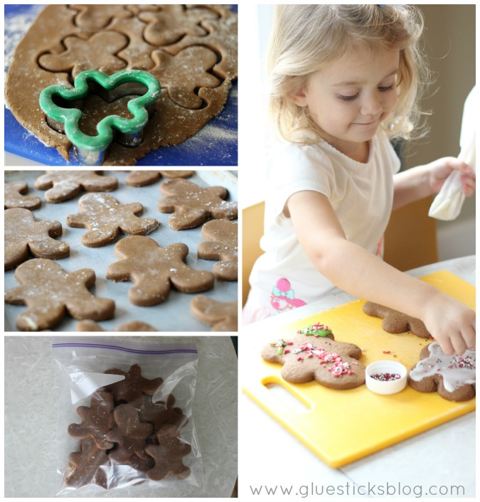 make and freeze holiday baked goods