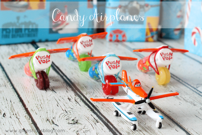 Candy Airplanes