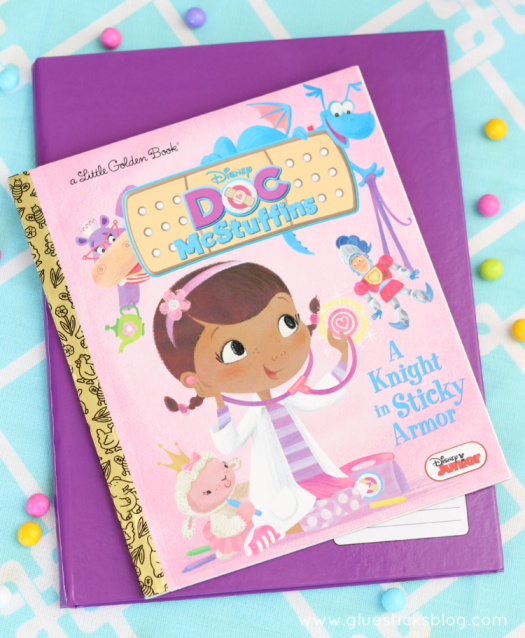 doc mcstuffins golden book