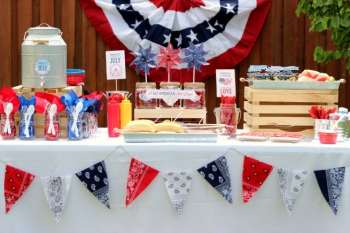 Party: County Fair Inspired 4th of July BBQ