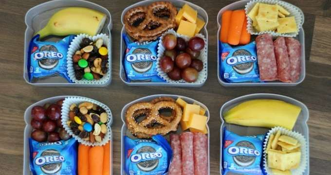 Kid Friendly On The Go Snacks For Summer