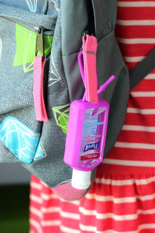 Hand Sanitizer Printable for Teacher