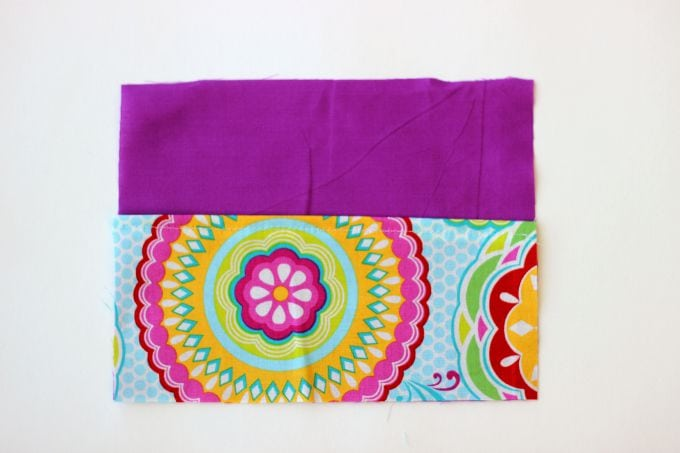Double Sided Tissue Pouch Tutorial