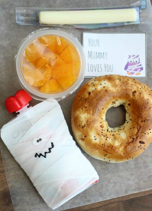 Halloween Lunch Box Notes by Gluesticks
