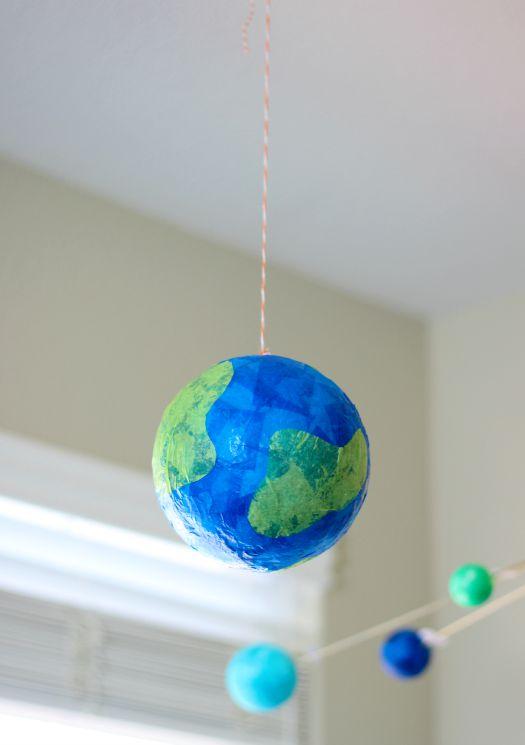 easy hanging globe