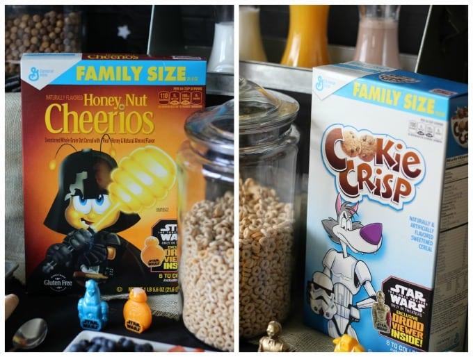 star wars cereal cookie crisp
