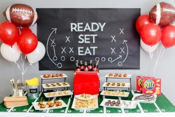 How to Host the Perfect Game Day Party