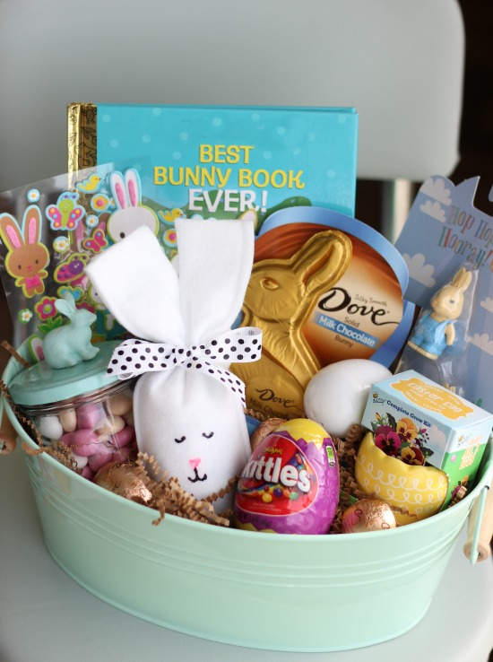 Easter Bunny Candy Pouches