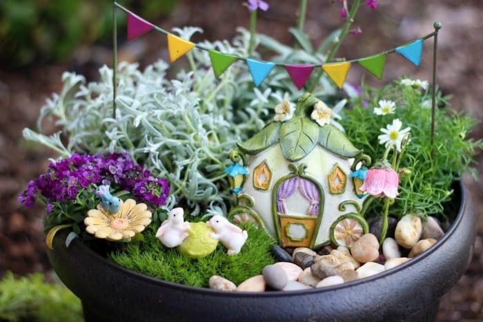 Fairy Tale Fairy Garden