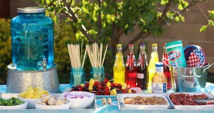 Summer Kebab Party