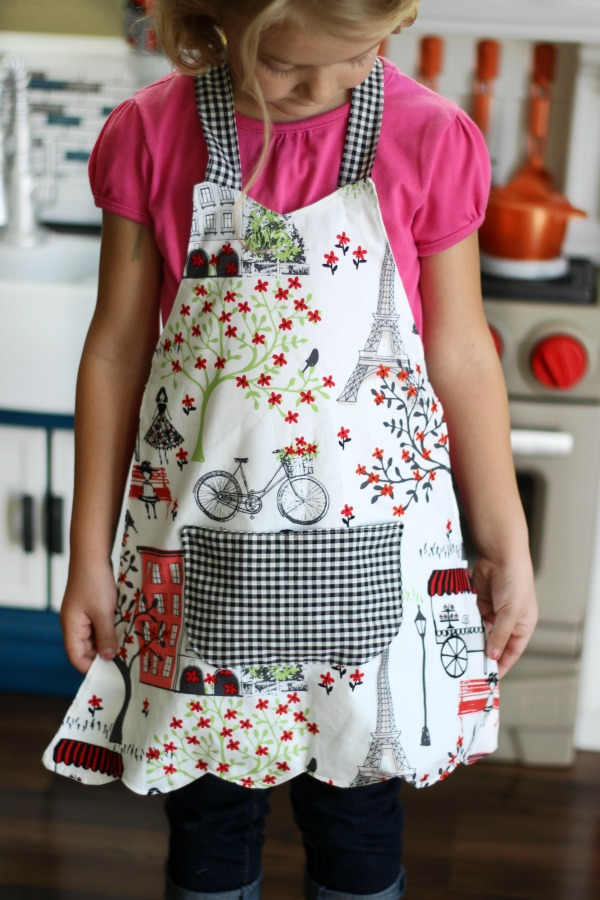 Little Baker's Apron