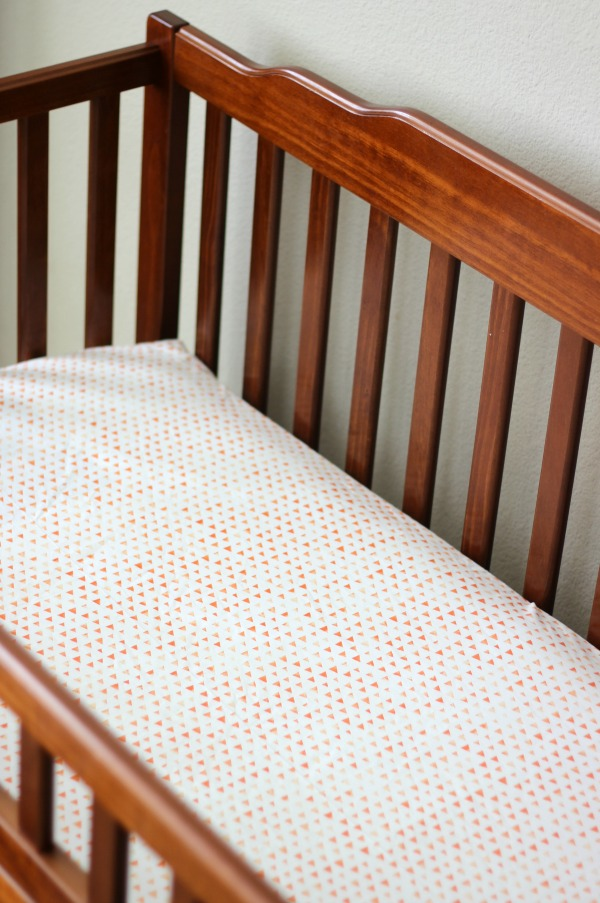 DIY Crib Sheet