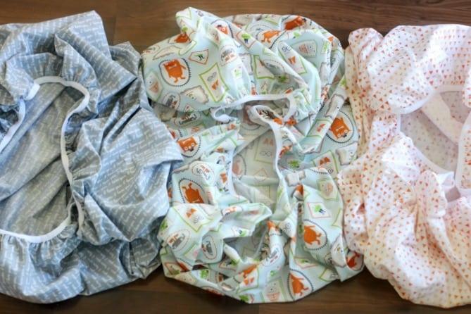Quick & Easy Crib Sheets