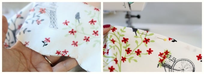 Little Baker's Apron Tutorial