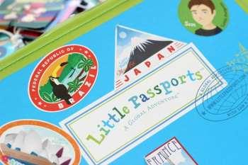 Little Passports World Edition {Gift Idea}