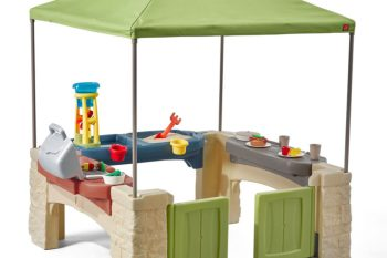 Step2 All Around Playtime Patio with Canopy GIVEAWAY!
