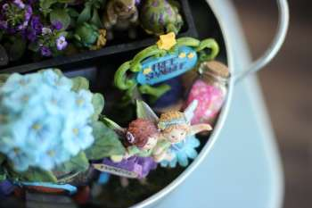 Make a Whimsical Fairy Garden Kit