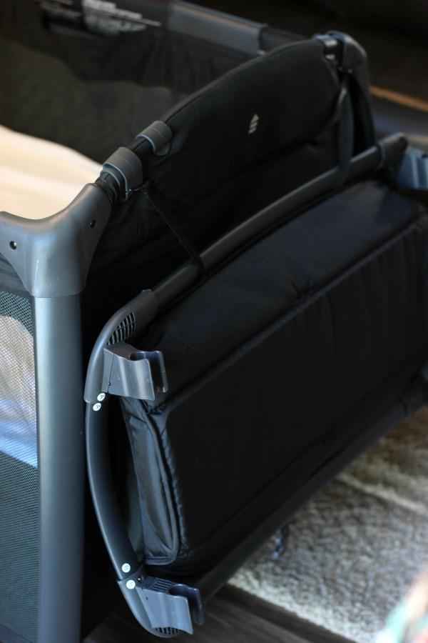 A Travel Nursery For Baby Gluesticks