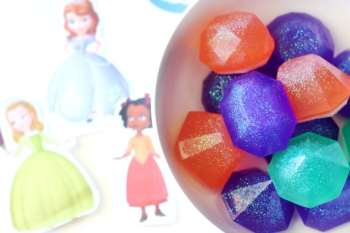 Sofia the First Amulet Soap