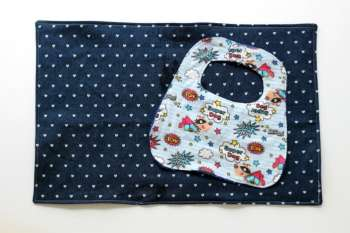 2 Sewing Projects For Messy Eaters