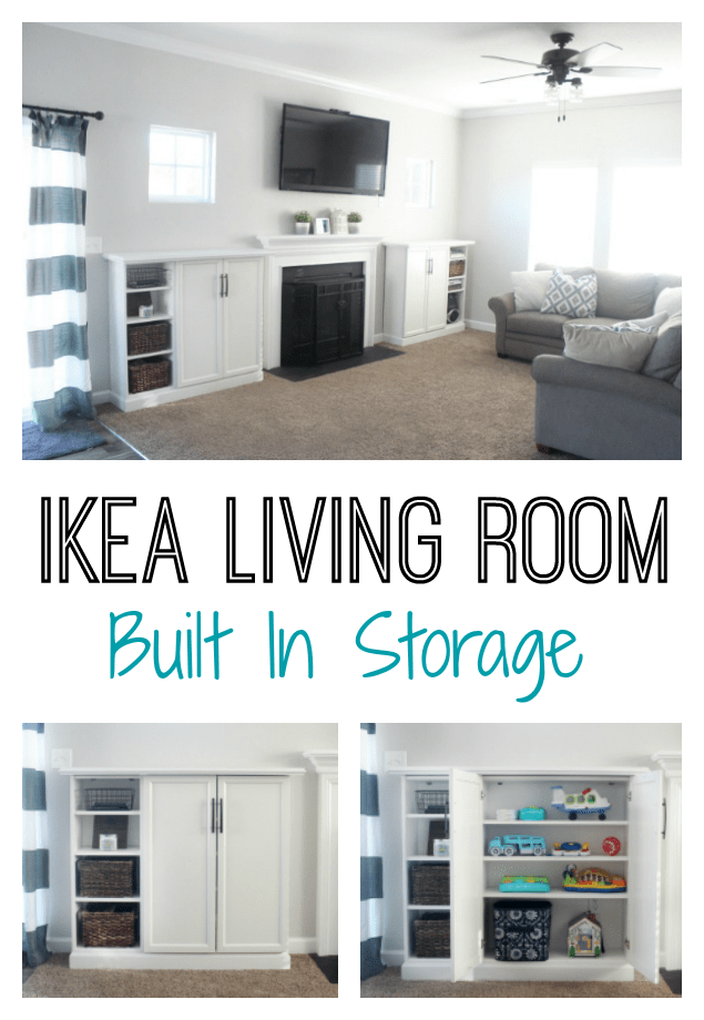 storage for living room brilliant ideas decorating your ikea built ins create a wall of to maximize add by making