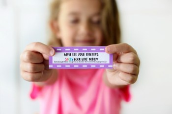 Lunch Box Coupons: Exchange for Something Fun at Home!