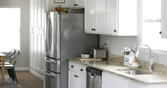 How to Style and Clean Kitchen Countertops