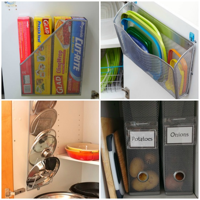 wood mode kitchen cabinets and bath 13 brilliant cabinet organization ideas - glue ...