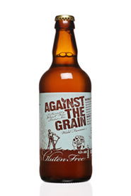 Wold Top Brewery's Against The Grain gluten free beer