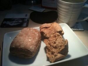 Gluten free ciabatta rolls