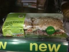 M&S Gluten Free Sarnie
