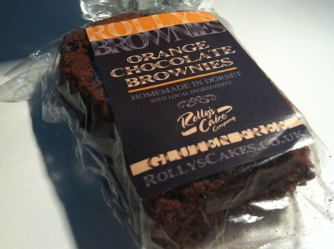 Rolly's Brownies