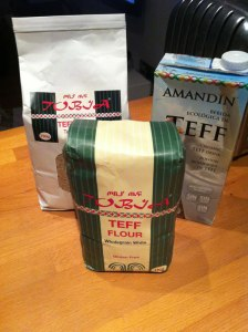 photo of Tobia Teff products