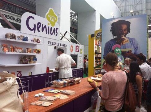 Genius stand