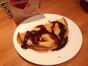 Mrs Crimble's Gluten Free Pancakes